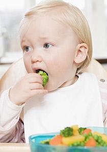 Warum Kinder manchmal nicht essen