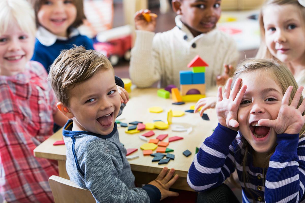 7 Kindergarten-Konzepte im Überblick - Familie.de
