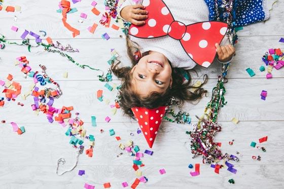 Einen schönen Geburtstagseinladungstext verfassen