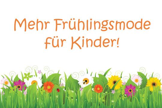 Mehr Frühlingsmode für Kinder