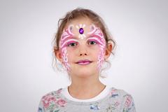 Kinderschminken Prinzessin