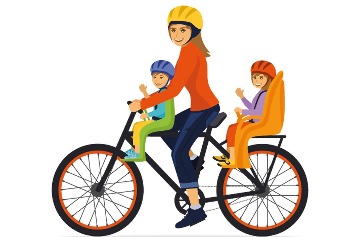 Fahrradsitze für Kinder