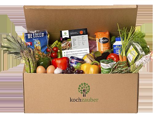 Kochzauber-Kiste