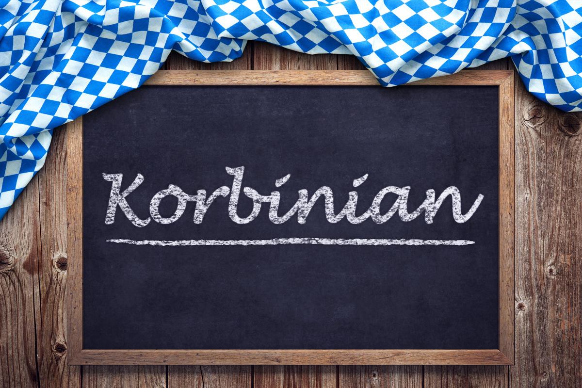 Bayerische Vornamen: Korbinian