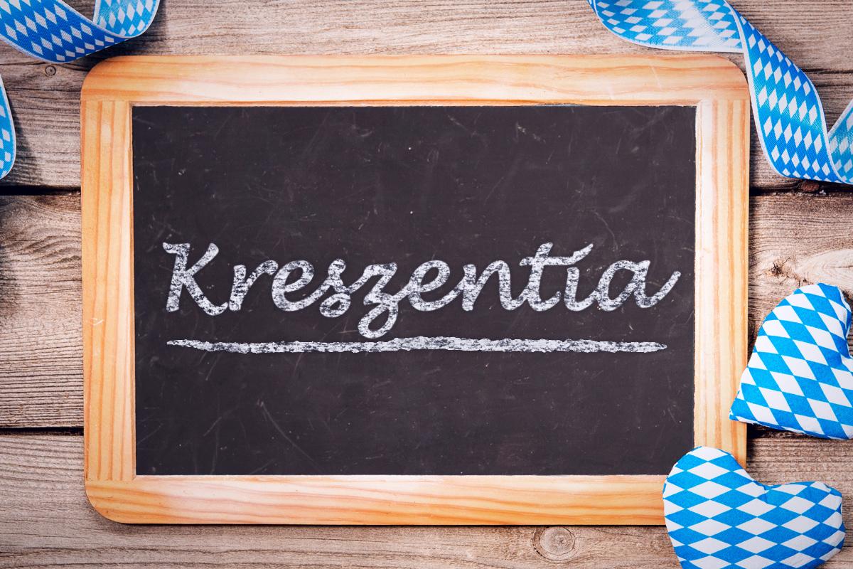 Bayerische Kindernamen Kreszentia