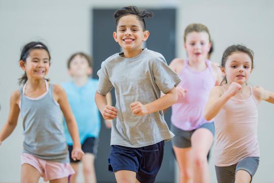 Welche Sportart passt zu deinem Kind?
