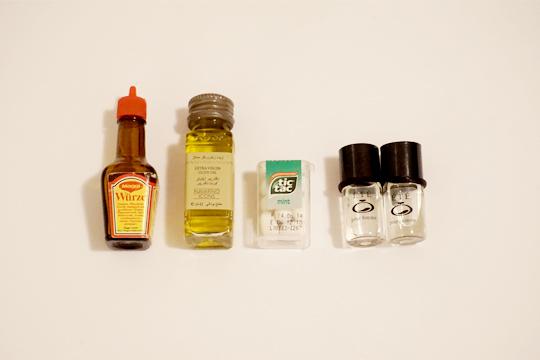 Kaufladensachen: Mini-Produkte