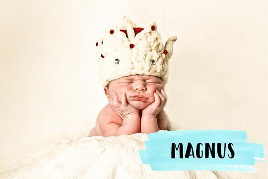 Mittelalterliche Namen: Magnus