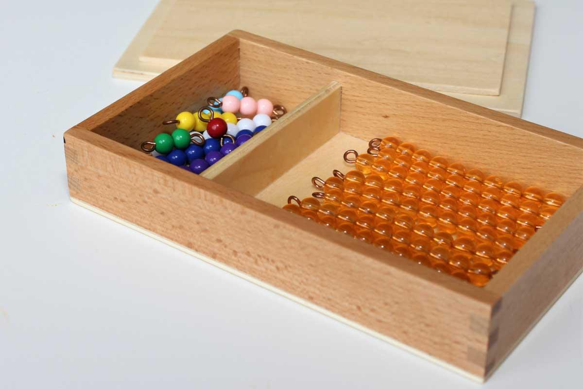 Material Montessori-Schule