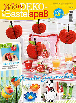 Cover: Mein Deko- und Bastelspaß