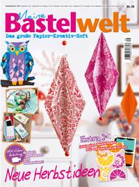 Cover: Meine Bastelwelt Nr. 35