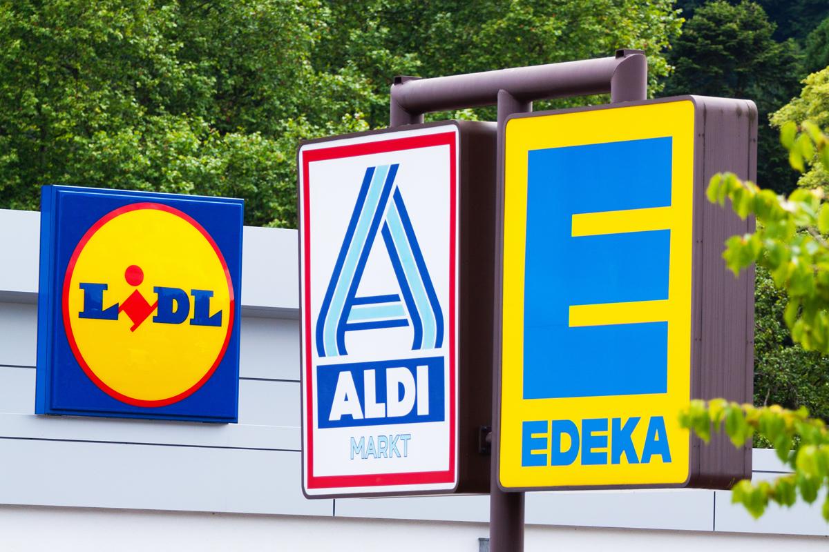 Supermarkt Marken
