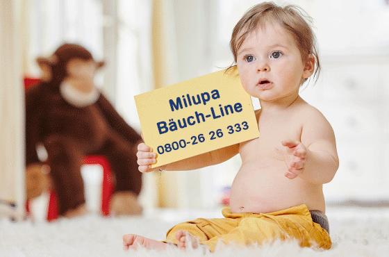 Milupa Bäuch-Line