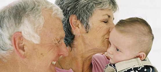 Warum Oma und Opa wichtig sind