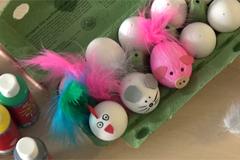 Video: Bauernhoftiere aus Eiern