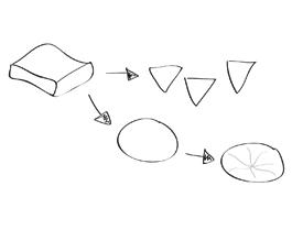 Pappmache-Hai: Schritt 5