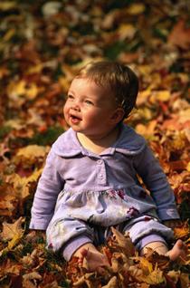 Picknick mit Baby