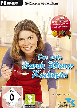 familie.de testet ... das große Sarah Wiener Kochspiel