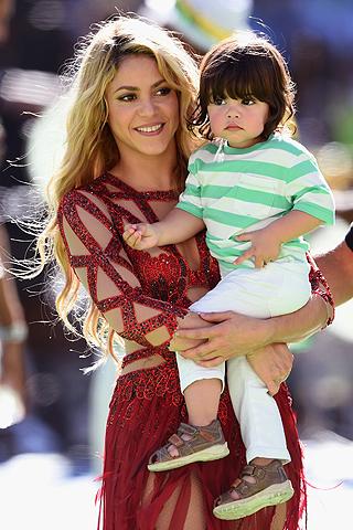 Shakira ist zum zweiten Mal schwanger