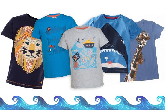 purchase cheap db92b b824e Coole Shirts für coole Jungs - Bilder - Familie.de