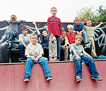 Sozialverhalten der Kinder