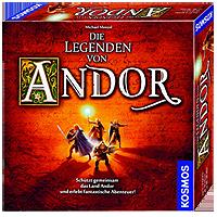 Kennerspiel des Jahres 2013: Die Legenden von Andor