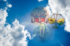 Spielzeug-Horoskop: Luftzeichen