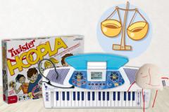 Spielzeug für Waage-Kinder