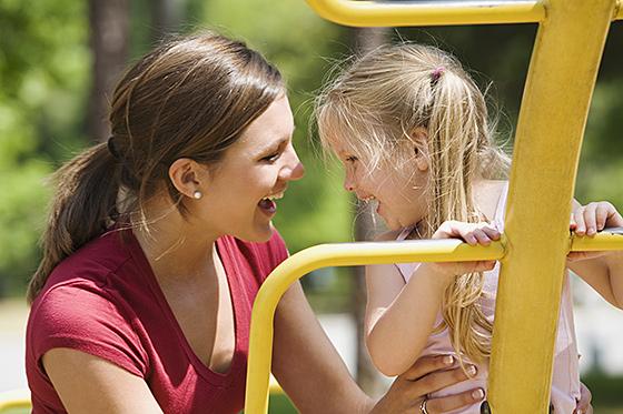 Spielplatzmütter: Welcher Typ sind Sie? Machen Sie den Test