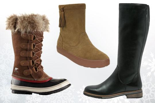 Umstandsmode für den Winter 2016: Stiefel