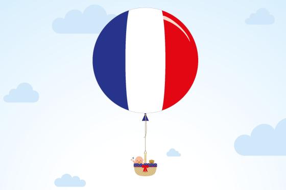 Französische Vornamen