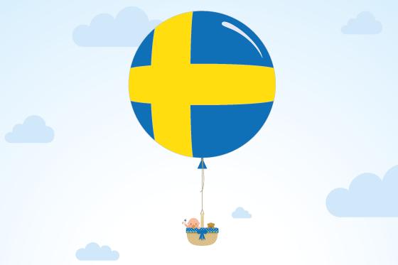 Vornamen aus Skandinavien