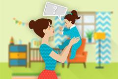 Wie sagt Ihr Kind zu Ihnen?