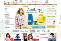 Shop: tausendkind