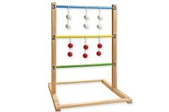 Leitergolf - Ladder Toss