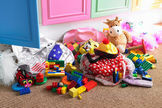 Wieviel Spielzeug brauchen Kinder?