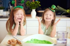 Schöne Irische Vornamen für Jungen und Mädchen
