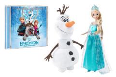 Spielzeug von Disneys Frozen