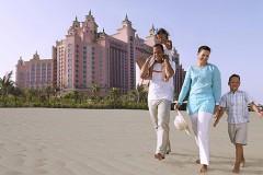 Dubai mit Kind