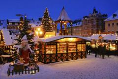 Weihnachtsmarkt besuchen