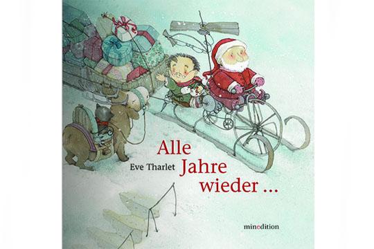 Kinderbücher: Alle Jahre wieder ...