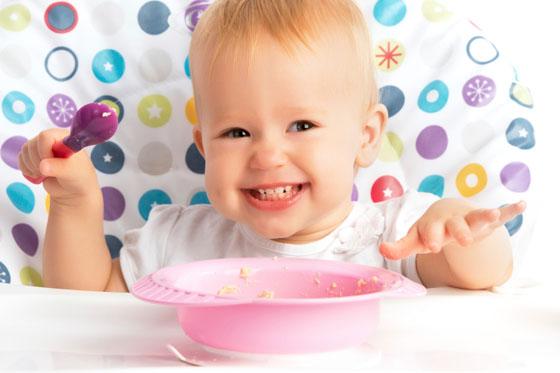 Allergien beim Baby vorbeugen
