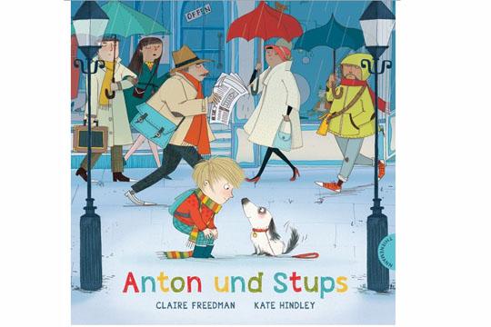 Buchtipp: Anton und Stups