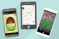Praktische Apps für Eltern