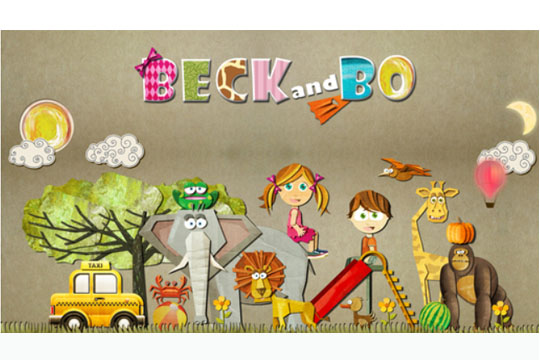 Apps für Kinder: Beck and Bo by Avokiddo