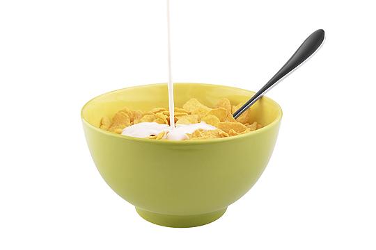 Aprilscherz: Bunte Milch