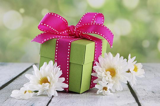 Aprilscherz: (K)Ein Geschenk
