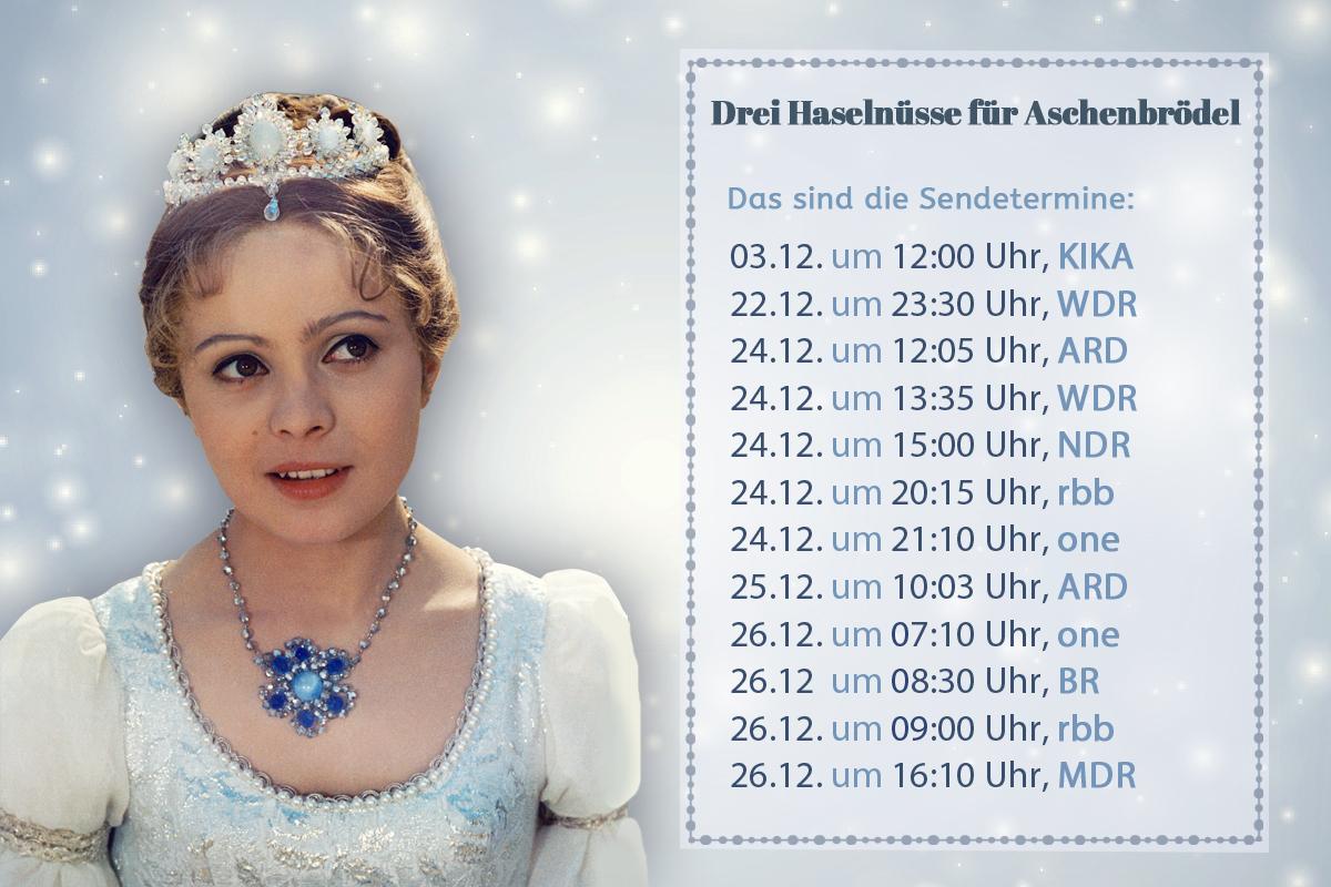 Aschenbrödel: Sendetermine 2017