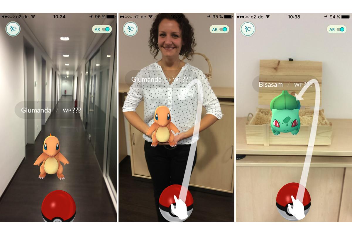 Pokémon Go: Wir haben es ausprobiert
