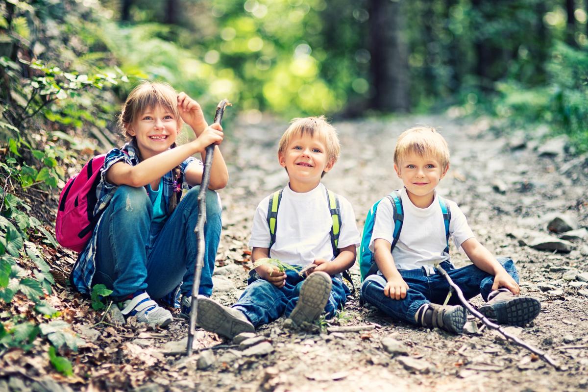 Ausflüge mit Kindern, die wenig kosten